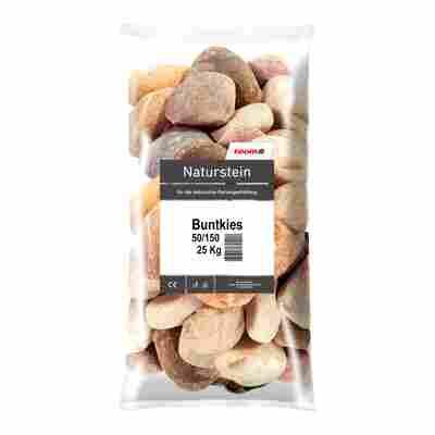 Buntkies 25 kg grau 50/150 mm