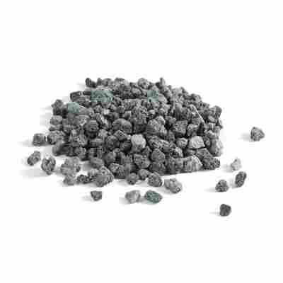 Lavamulch 8/16 schwarz-grau, 250 kg