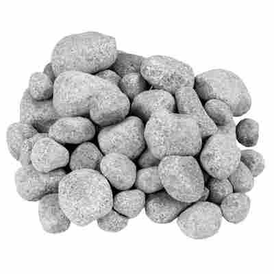 Granitkies 20/40 schwarz-weiß, 25 kg