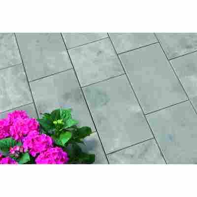T- Court Noble Weiß-Schwarz 60x40x4