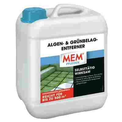 Algen- & Grünbelag-Entferner 5 l