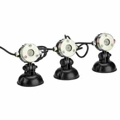 LED-Scheinwerferset LunAqua Mini 12 V