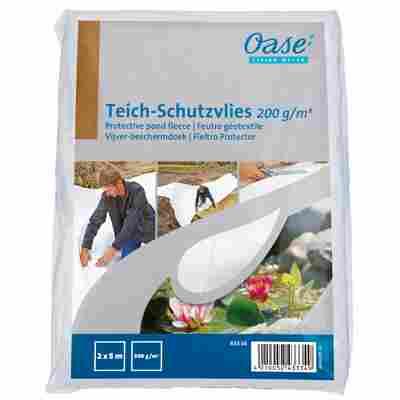 Teich-Schutzvlies 200 g/m², 2 x 5 m