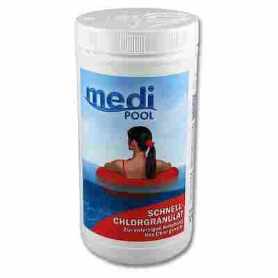Schnell-Chlorgranulat 1 kg