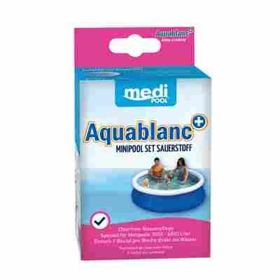 Mini-Poolpflege 'Aquablanc+' 0,32 kg