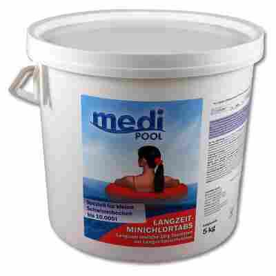 Langzeit Mini-Chlortabs zur Poolpflege 5 kg