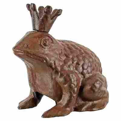 Frosch mit Krone 14,5 cm