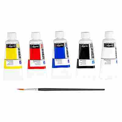 "Acrylfarbenset ""Louvre"" 5x 20 ml"