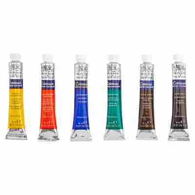 Aquarellfarben-Set 6x 8 ml