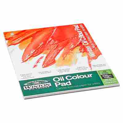 Ölmalpapier 25 x 18 cm 10 Stück
