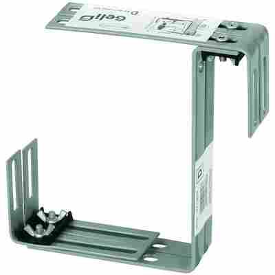 Balkonkastenhalter 'Typ D' betongrau 2 Stück
