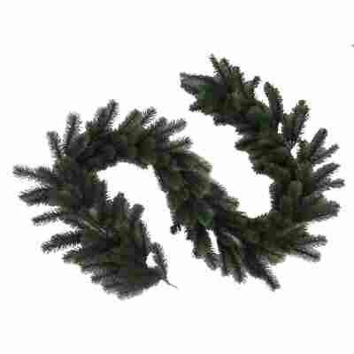 Künstliche Tannengirlande grün 160 cm