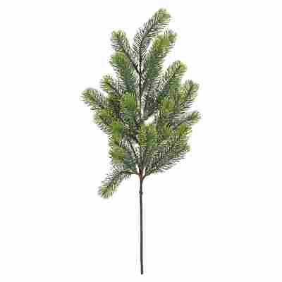 Künstlicher Tannenzweig grün 65 cm