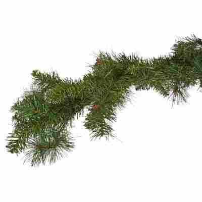 Künstliche Tannengirlande grün 270 cm