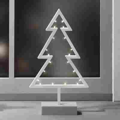 LED-Deko-Baum warmweiß, 39 cm