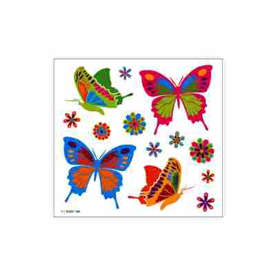 Schmetterling-Sticker 2 Bogen