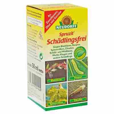 Spruzit Schädlingsfrei 50 ml