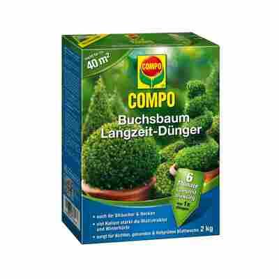 Buchsbaum-Langzeitdünger 2 kg