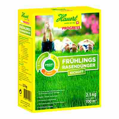 "Rasendünger ""Progress"" 2,5 kg Frühling"