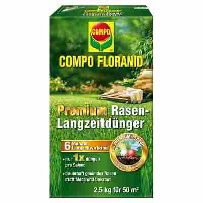 "Premium-Rasendünger ""Floranid"" 2,5 kg"