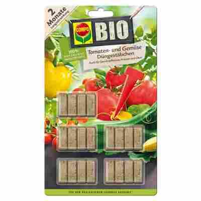 Bio-Düngestäbchen für Tomaten und Gemüse 20 Stück