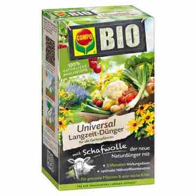 Bio-Universal-Langzeitdünger mit Schafwolle 2 kg