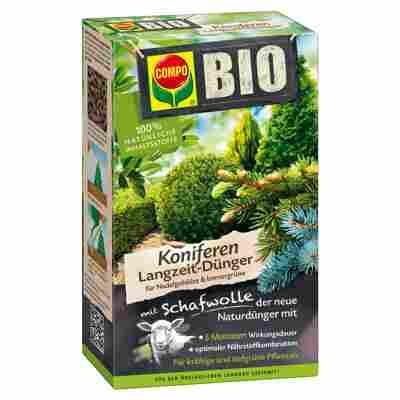 Bio-Langzeitdünger mit Schafwolle Koniferen 750 g