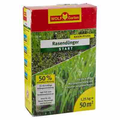 Rasendünger Start 50 m² 1,25 kg