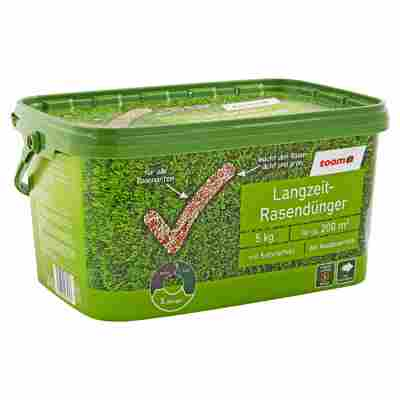 Langzeit-Rasendünger 5 kg