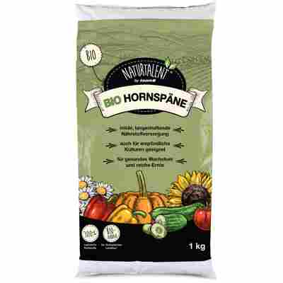 Naturtalent by toom® Bio-Hornspäne, 1 kg