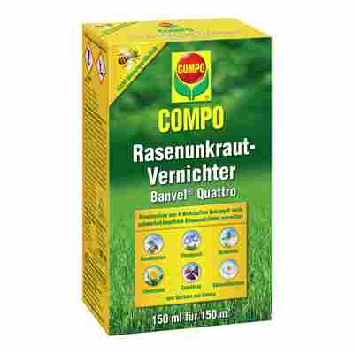 Rasenunkraut-Vernichter Banvel® Quattro 150 ml