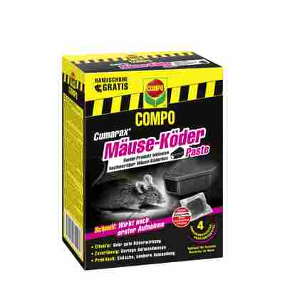 Cumarax Mäuse-Köder Paste inkl. Köder-Box 40 g