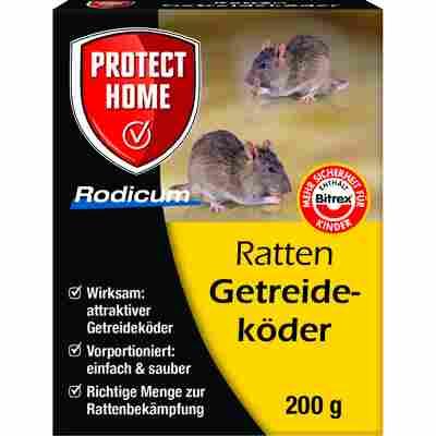 Ratten Getreideköder 200 g