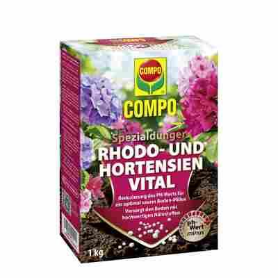 COMPO Vital® für Hortensien & Rhododendren 1 kg