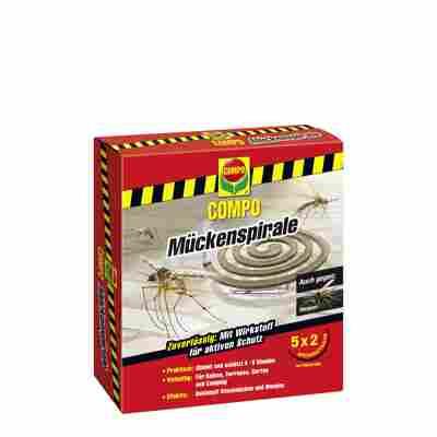 Mückenspirale 5 x 2 Stück