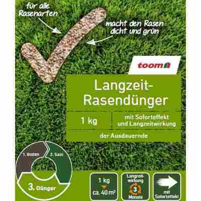 Langzeit Rasendünger 1 kg