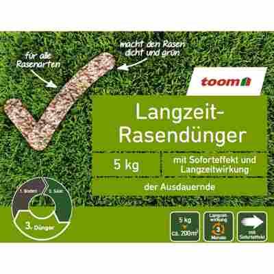 Langzeit Rasendünger 5 kg