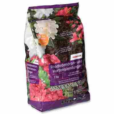 Rhododendron- und Hortensiendünger 2 kg
