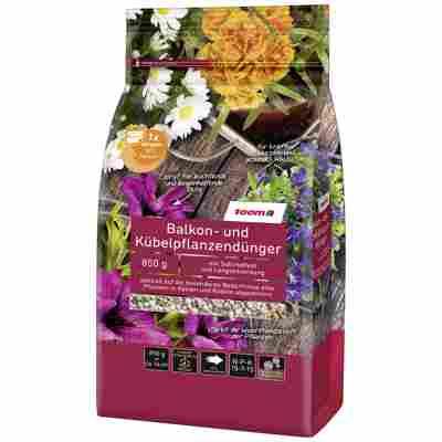 Balkon- und Kübelpflanzendünger 850 g