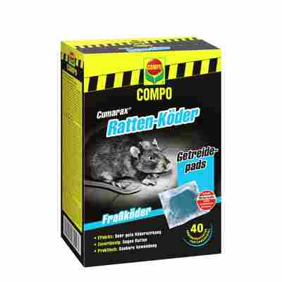 Ratten-Köder Cumarax 400 g