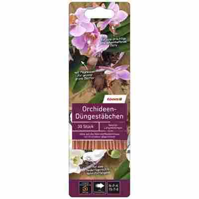 Orchideen-Düngestäbchen 30 Stück