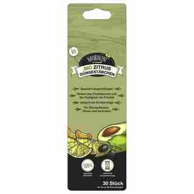 Bio-Citrus-Düngestäbchen 30 Stück