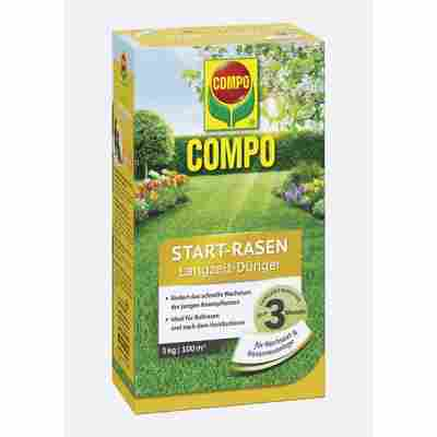 Start-Rasen Langzeit-Dünger 3 kg
