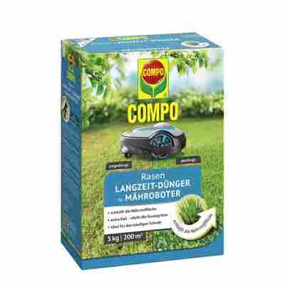 Rasen Langzeit-Dünger für Mähroboter 5 kg
