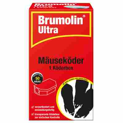 Mäuseköder 'Brumolin Ultra' 1 Stück