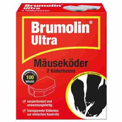 Mäuseköder 'Brumolin Ultra' 2 Stück