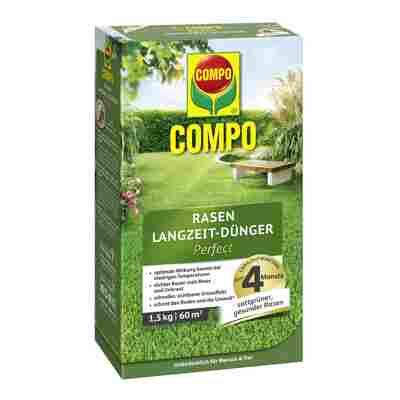 Rasen-Langzeitdünger 'Perfect' 1,5 kg