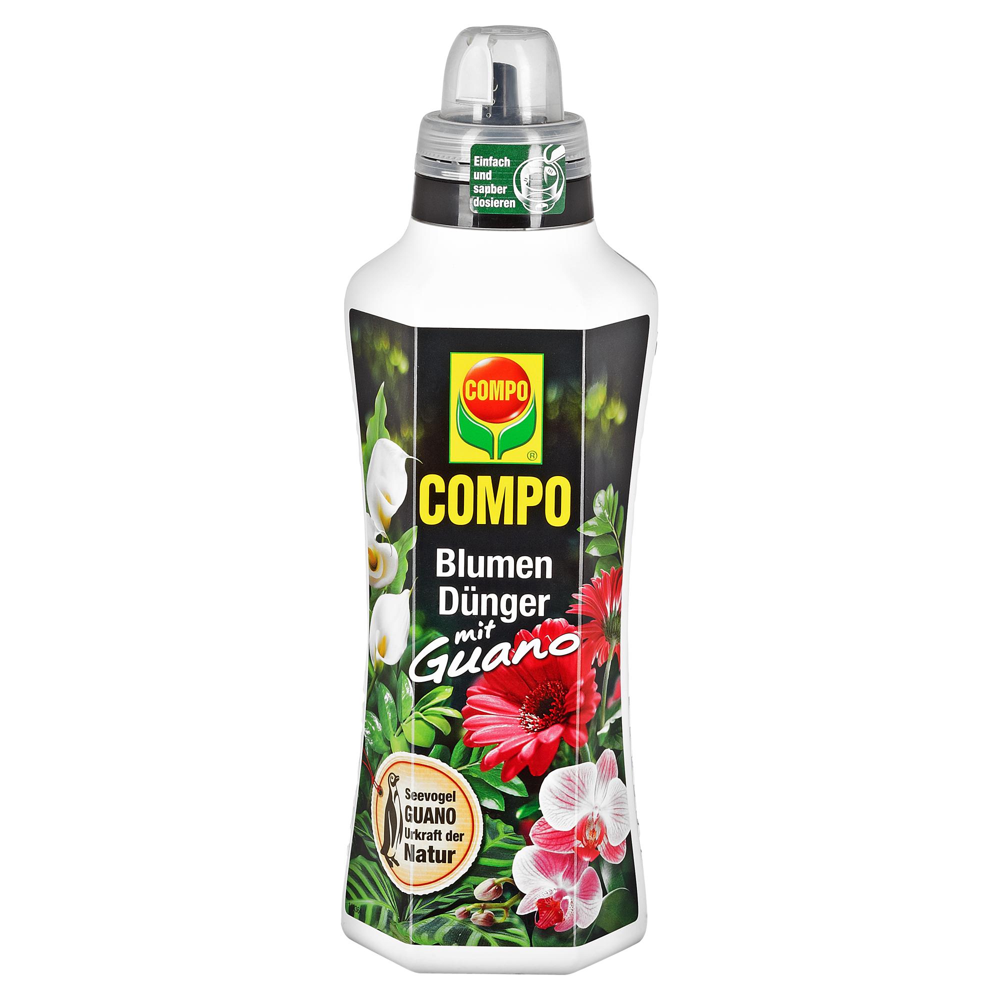 Compo Blumendünger mit Guano 1 l