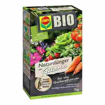BIO NaturDünger mit Guano 1 kg