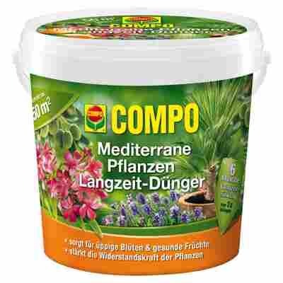 Mediterraner Pflanzendünger 500 ml